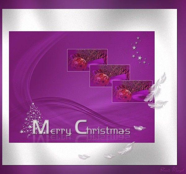 Merry Christmas traduit par SYLVIE