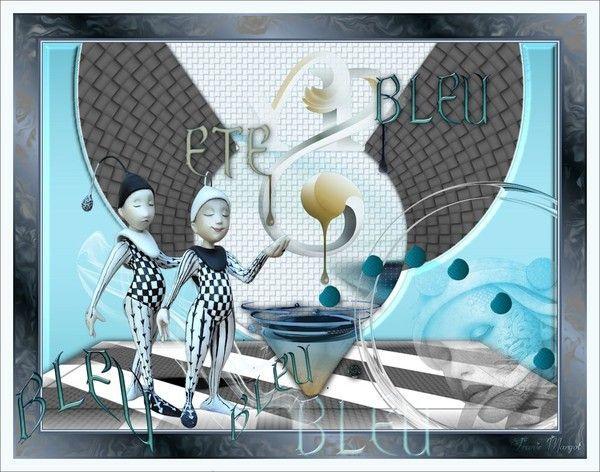 Eté Bleu